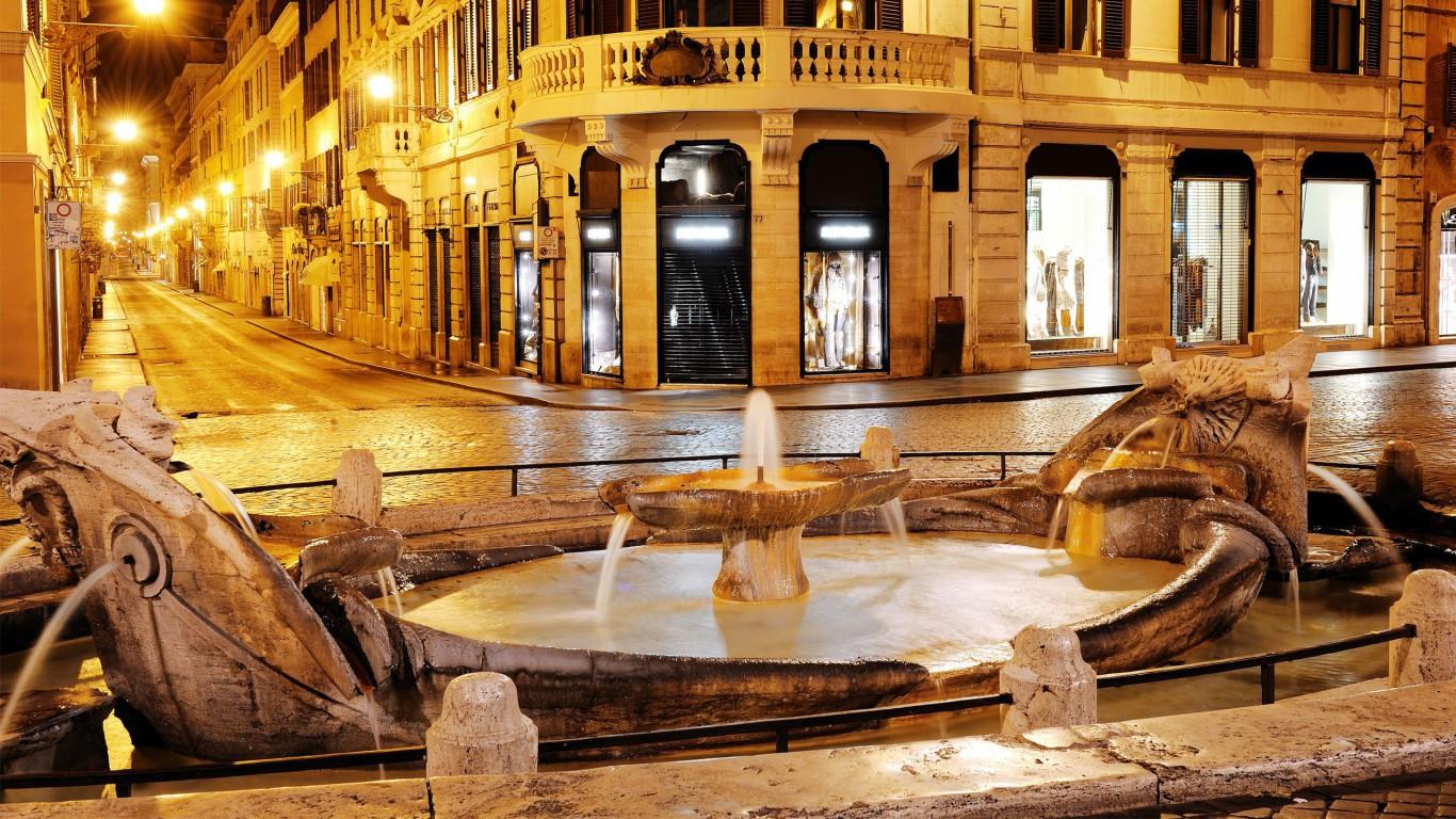 Relais-Condotti-Palace-Roma-Spanischer-Platz